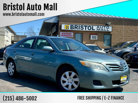 2010 Toyota Camry for sale at Bristol Auto Mall in Levittown PA