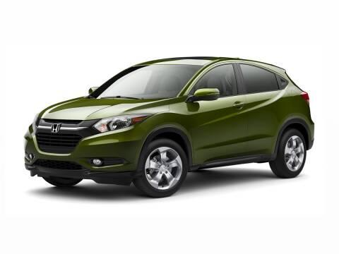 2017 Honda HR-V for sale at BASNEY HONDA in Mishawaka IN
