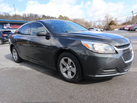2014 Chevrolet Malibu for sale at Viles Automotive in Knoxville TN