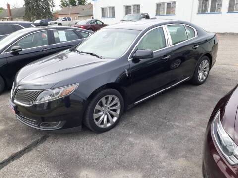 2015 Lincoln MKS for sale at Albia Motor Co in Albia IA