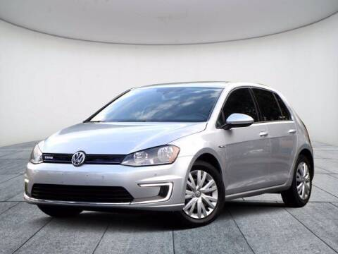 2015 Volkswagen e-Golf for sale at Carma Auto Group in Duluth GA