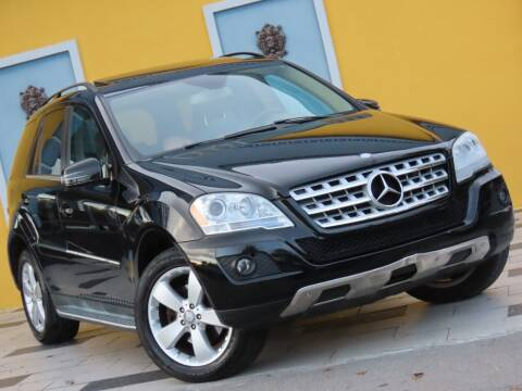 2011 Mercedes-Benz M-Class for sale at Paradise Motor Sports LLC in Lexington KY