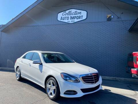 2014 Mercedes-Benz E-Class for sale at Collection Auto Import in Charlotte NC