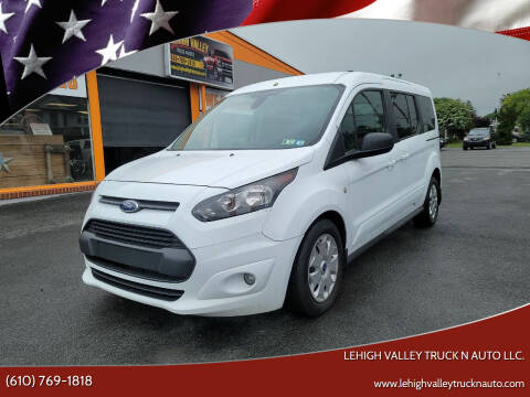 2015 Ford Transit Connect Wagon for sale at Lehigh Valley Truck n Auto LLC. in Schnecksville PA