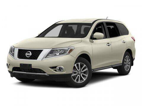 2015 Nissan Pathfinder for sale at DICK BROOKS PRE-OWNED in Lyman SC
