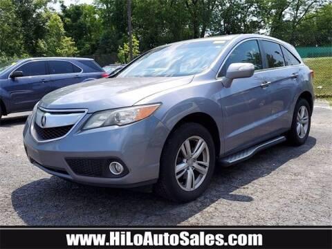 2013 Acura RDX for sale at Hi-Lo Auto Sales in Frederick MD