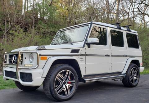 2013 Mercedes-Benz G-Class for sale at The Motor Collection in Columbus OH