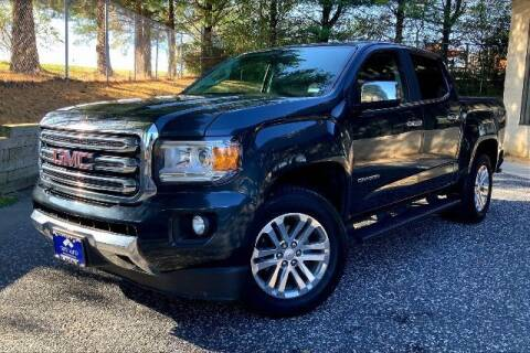 2017 GMC Canyon for sale at TRUST AUTO in Sykesville MD