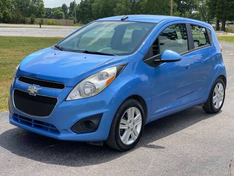 2013 Chevrolet Spark for sale at Champion Motorcars in Springdale AR