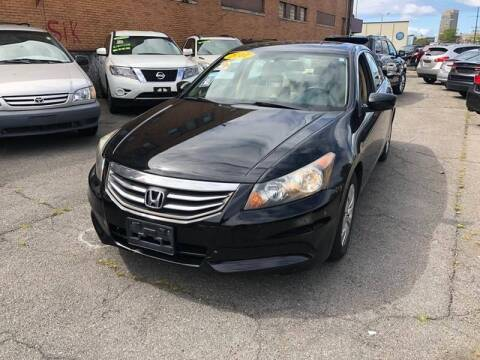 2011 Honda Accord for sale at Rockland Center Enterprises in Roxbury MA