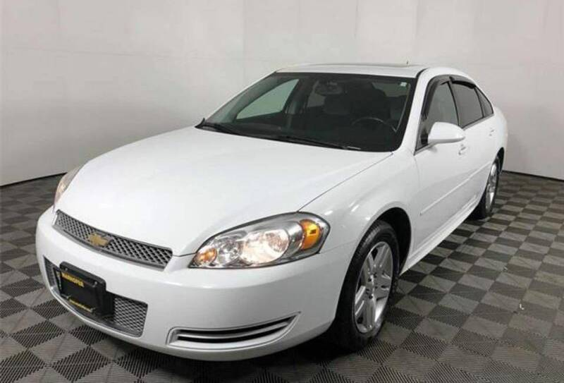 2014 Chevrolet Impala Limited for sale at Glory Auto Sales LTD in Reynoldsburg OH
