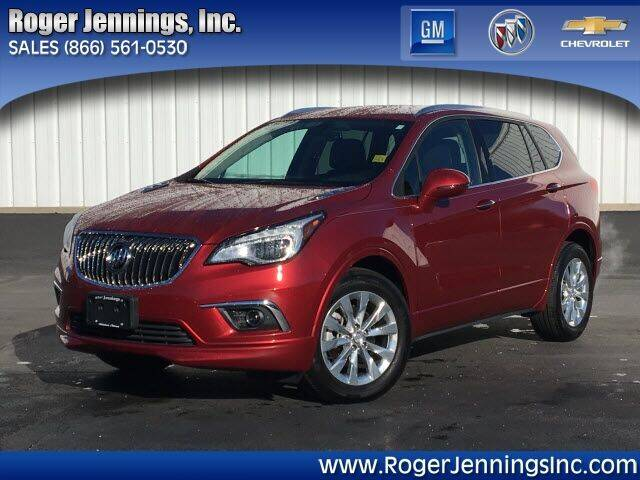 2018 Buick Envision for sale at ROGER JENNINGS INC in Hillsboro IL