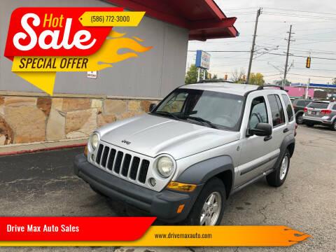 2007 Jeep Liberty for sale at Drive Max Auto Sales in Warren MI