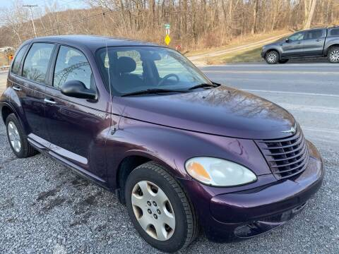 2005 Chrysler PT Cruiser for sale at Trocci's Auto Sales in West Pittsburg PA
