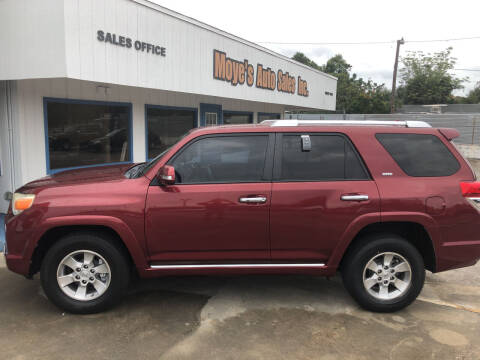 2011 Toyota 4Runner for sale at Moye's Auto Sales Inc. in Leesburg FL