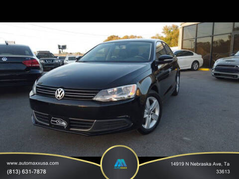 2013 Volkswagen Jetta for sale at Automaxx in Tampa FL