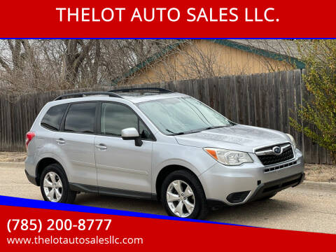 2014 Subaru Forester for sale at THELOT AUTO SALES LLC. in Lawrence KS