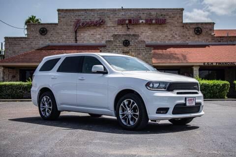 2020 Dodge Durango for sale at Jerrys Auto Sales in San Benito TX