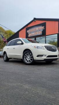 2015 Buick Enclave for sale at Harborcreek Auto Gallery in Harborcreek PA