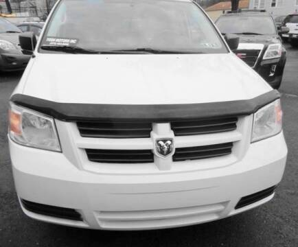 2010 Dodge Grand Caravan for sale at GLOBAL MOTOR GROUP in Newark NJ
