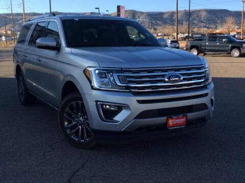 2019 Ford Expedition MAX for sale at Rocky Mountain Commercial Trucks in Casper WY