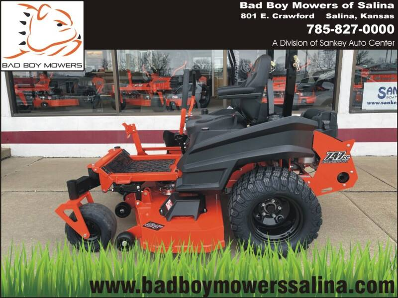 Bad Boy Maverick 54  (#7146) for sale at Bad Boy Mowers Salina in Salina KS