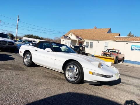 1993 Chevrolet Corvette for sale at New Wave Auto of Vineland in Vineland NJ