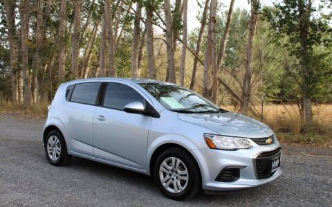 2018 Chevrolet Sonic for sale at Northwest Premier Auto Sales in West Richland WA