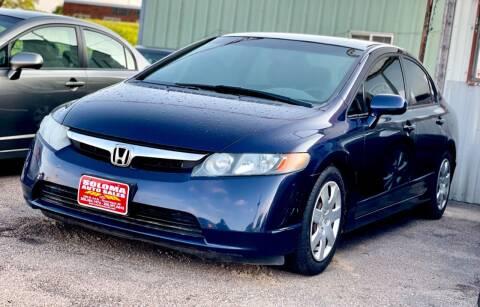 2006 Honda Civic for sale at SOLOMA AUTO SALES in Grand Island NE
