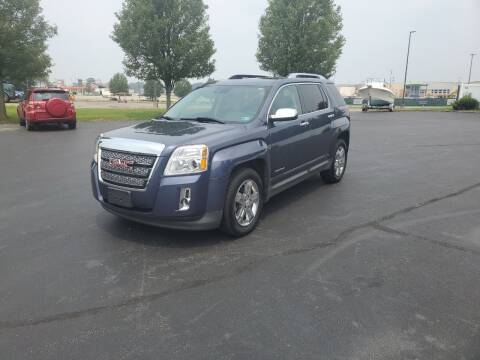 2013 GMC Terrain for sale at Boardman Auto Exchange in Youngstown OH