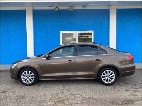 2013 Volkswagen Jetta for sale at Khodas Cars in Gilroy CA
