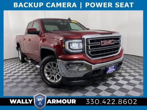 2018 GMC Sierra 1500 for sale at Wally Armour Chrysler Dodge Jeep Ram in Alliance OH