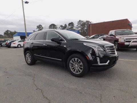 2018 Cadillac XT5 for sale at Auto Finance of Raleigh in Raleigh NC