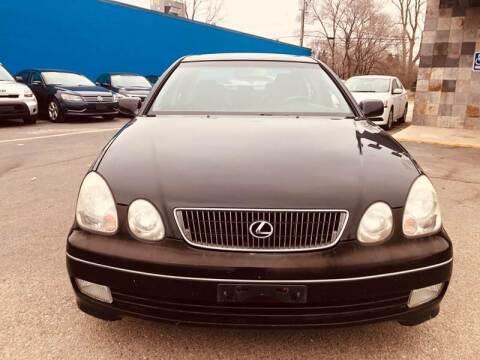 2000 Lexus GS 400 for sale at Daniel Auto Sales inc in Clinton Township MI