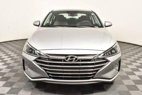 2020 Hyundai Elantra for sale at Southern Auto Solutions - Georgia Car Finder - Southern Auto Solutions-Jim Ellis Hyundai in Marietta GA