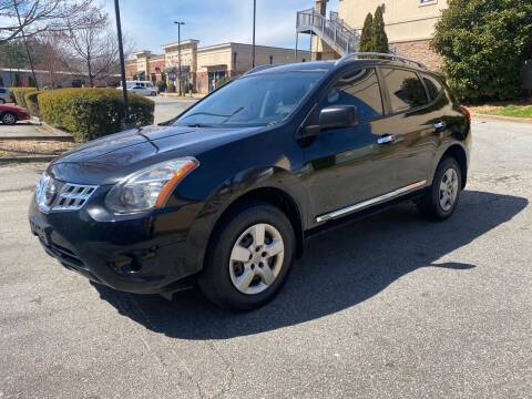 2015 Nissan Rogue Select for sale at GTO United Auto Sales LLC in Lawrenceville GA