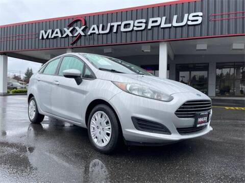 2015 Ford Fiesta for sale at Maxx Autos Plus in Puyallup WA