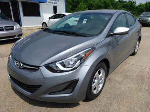 2014 Hyundai Elantra for sale at Discount Auto Company in Houston TX