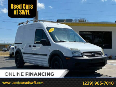 2010 Ford Transit Connect for sale at Used Cars of SWFL in Fort Myers FL