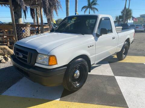 2005 Ford Ranger for sale at D&S Auto Sales, Inc in Melbourne FL