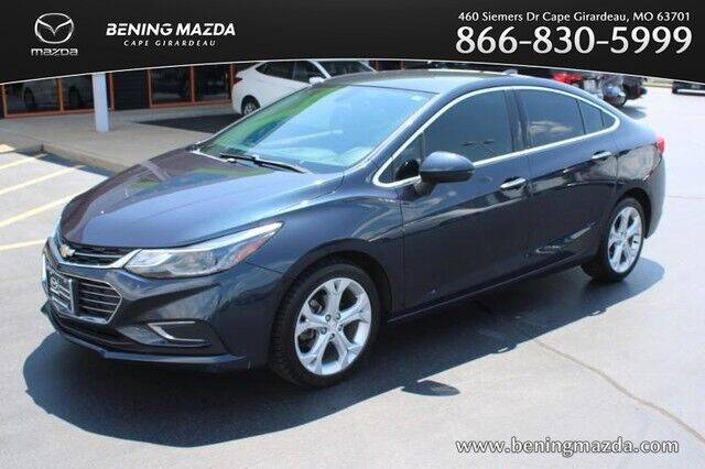 2016 Chevrolet Cruze for sale at Bening Mazda in Cape Girardeau MO