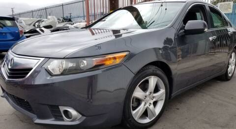 2012 Acura TSX for sale at Ournextcar/Ramirez Auto Sales in Downey CA