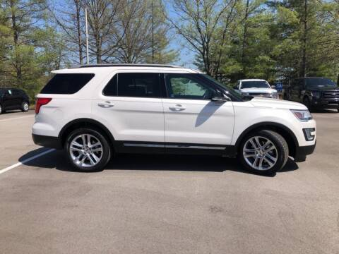 2016 Ford Explorer for sale at St. Louis Used Cars in Ellisville MO