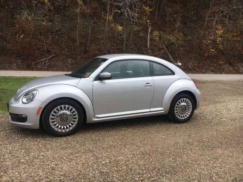 2013 Volkswagen Beetle for sale at DONS AUTO CENTER in Caldwell OH