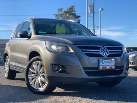 2011 Volkswagen Tiguan for sale at Driveway Motors in Virginia Beach VA