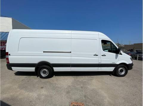 2016 Mercedes-Benz Sprinter Cargo for sale at Dealers Choice Inc in Farmersville CA