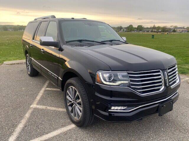 2017 Lincoln Navigator L for sale at CarNYC.com in Staten Island NY