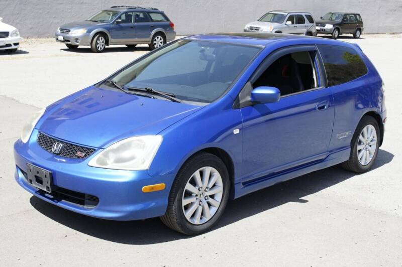 2005 Honda Civic for sale at Sports Plus Motor Group LLC in Sunnyvale CA