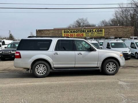 2012 Ford Expedition EL for sale at ROCK MOTORCARS LLC in Boston Heights OH