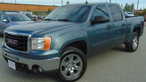 2011 GMC Sierra 1500 for sale at Dependable Used Cars in Anchorage AK